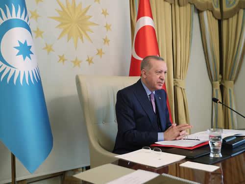 """""""Türk Konseyi gibi iş birliği yapılarının önemini daha da artırıyor"""""""