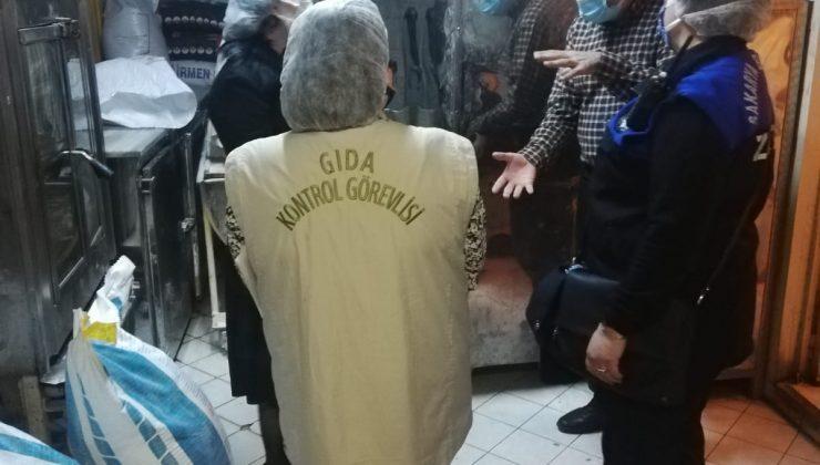 Büyükşehir Zabıtadan Ramazan denetimi