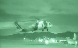 Komandolarımızın Irak Kuzeyine Gerçekleştirdiği Hava Hücum Harekâtlarından Görüntüler