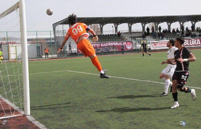 Elazığspor Sakaryaspor 1-6 maç sonucu