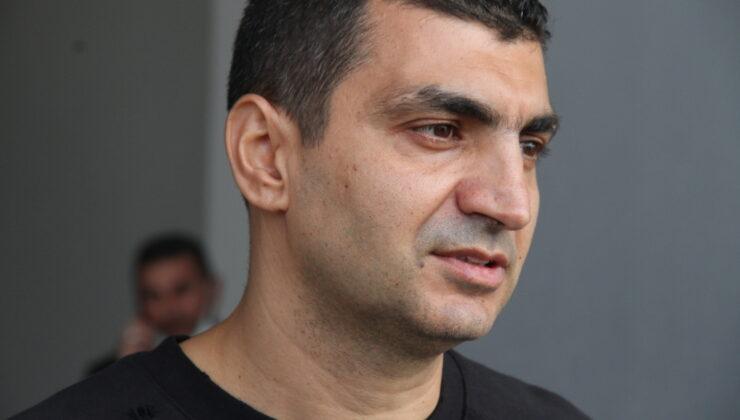 Sakaryaspor teknik direktörü Serdar Bozkurt maç sonu açıklamaları