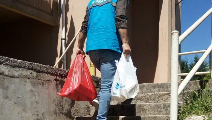 Sosyal Sevgi Mağazası ve Market Ramazan'da yüzleri güldürdü
