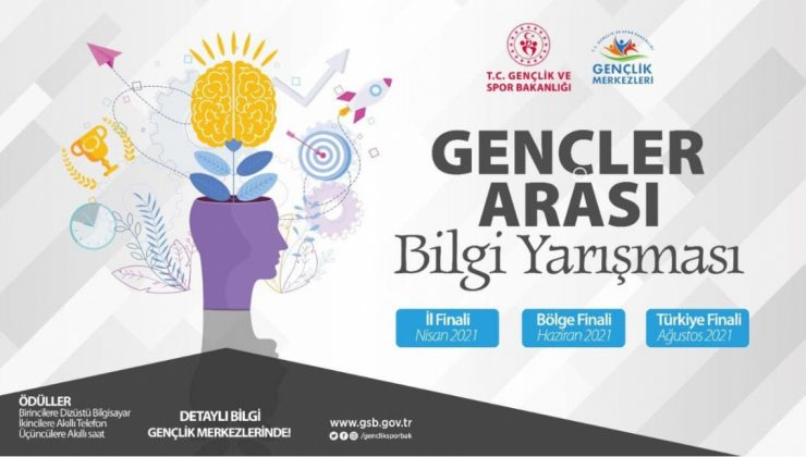 Gençler Arası Bilgi Yarışması Marmara Bölge Şampiyonu Sakarya