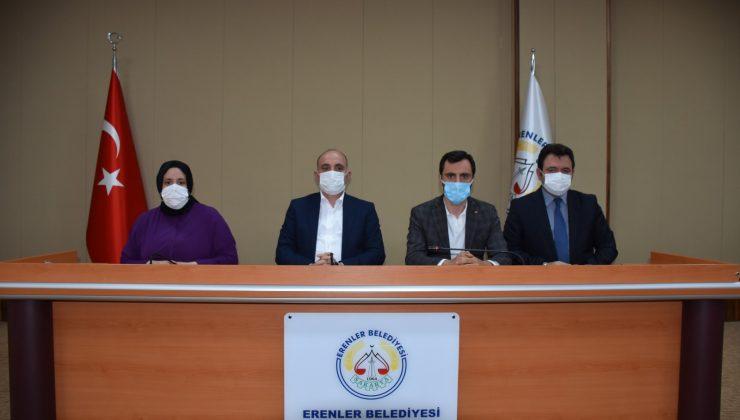 Erenler Belediyesi Mayıs Ayı Meclis Toplantısı