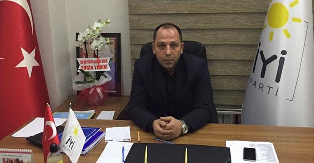 İYİ Parti Hendek İlçe Başkanı Fatih Bayındır açıklamalarda bulundu