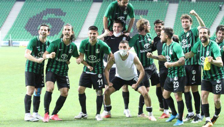 Finaldeyiz…! Sakaryaspor: 5 Kırşehir Belediyespor: 1