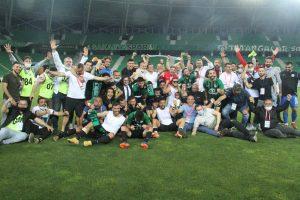 Finaldeyiz...! Sakaryaspor: 5 Kırşehir Belediyespor: 1