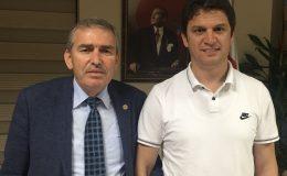 ASKF Başkanı Yaşar Zımba, Uğur Kobaş için Kutlama Mesajı yayınladı.