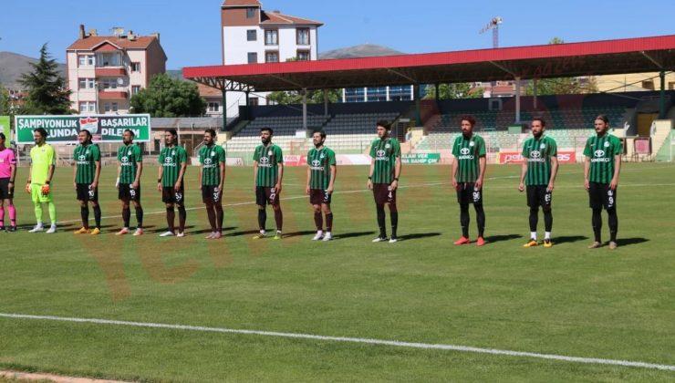 Kırşehir Belediyespor-0 Sakaryaspor:0