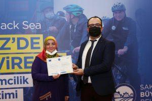 """""""Bu proje bisiklet alanında Sakarya'nın ismini dünyaya duyuracak"""""""