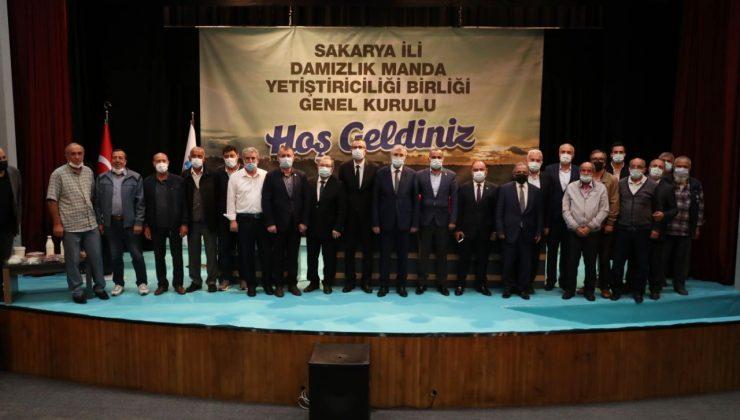 Sakarya hayvancılıkta söz sahibi olacak  Büyükşehir, Sakarya'da hayvancılığa ivme katacak bir tesis kuruyor