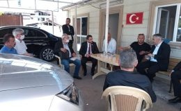 """İYİ Parti Adapazarı"""" İzmit Caddesinde"""