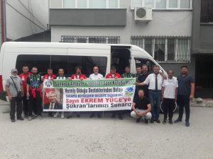 Sakarya Ampute Engelliler Spor Kulübü Ampute Futbol takımımızla 20/30 Haziran tarihleri arasında Ankara'da oynanacak olan Ampute Futbol