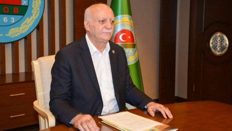Toprak Bayramı… TZOB Genel Başkanı Şemsi Bayraktar: