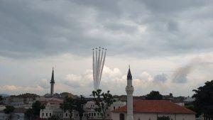 Türk Yıldızları'ndan Muhteşem Kurtuluş Selamı