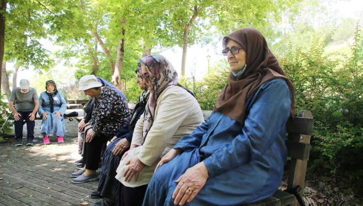 Yaşlılar Büyükşehir YADEM'le hep zinde