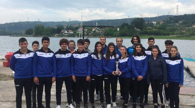 Büyükşehirli sporcular Bahar Kupası yarışlarını başarıyla tamamladı