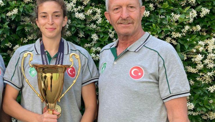 Emine Selda Kırdemir Sezon Şampiyonu