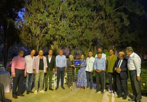Milletvekili Atabek Kıbrıs'ta