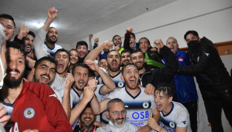 Hendekspor-Kartal Bulvar maçı Yalova'da