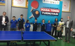 Marmara Belediyeleri Masa Tenisi Turnuvasına Yoğun İlgi