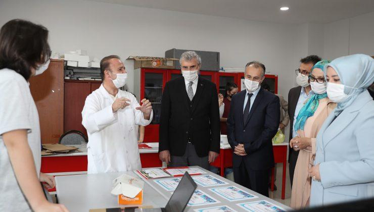 """""""Sakarya BİLSEM öğrencileri yenilikçi çağın mimarları olacak"""""""