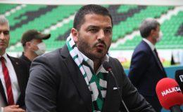 Uğur Akkuş; Sakaryaspor'u mahkemeye taşımayacağız