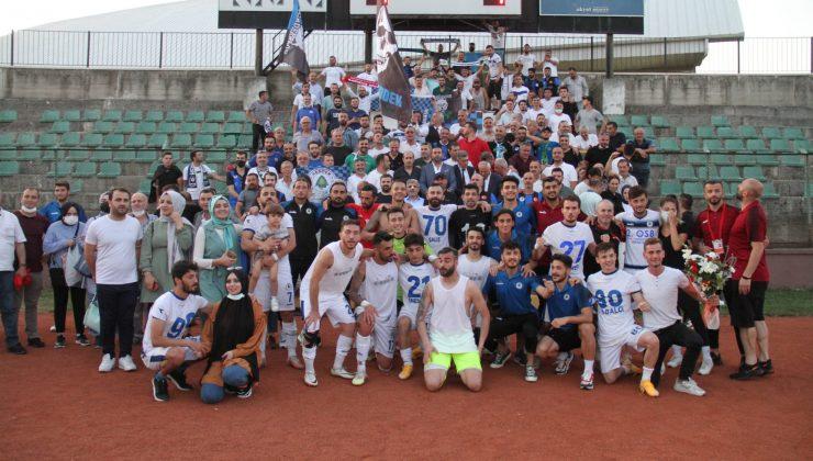 Hendekspor 3.Lig'de HendekSpor- ÇilimliSpor maç sonucu