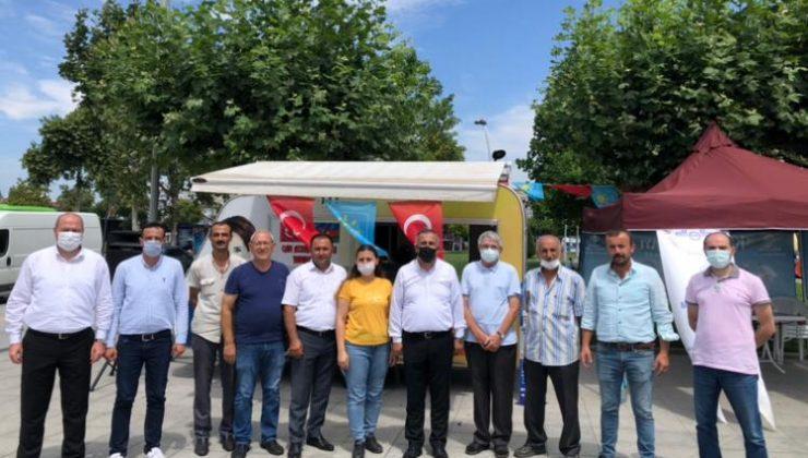 İYİ Parti Adapazarı kaldığı yerden devam ediyor
