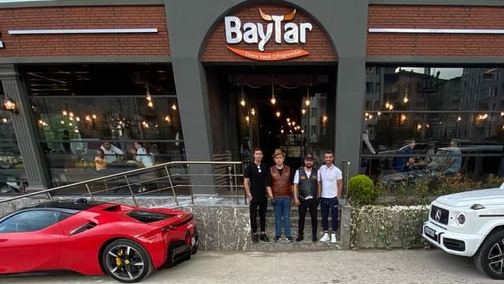 Chef Baytar; şampiyon Sofuoğlu'nu Serdivan'da ağırladı
