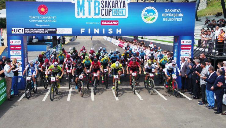 Uluslararası heyecan Ayçiçeği Bisiklet Vadisi'nde yaşanacak  Dev organizasyonda pedallar Bisiklet Vadisi'nde dönecek