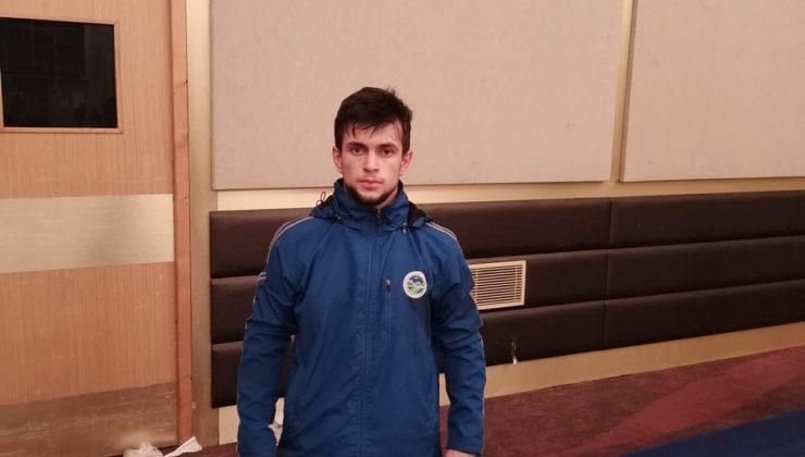 Büyükşehir sporcusu bir kez daha dünya şampiyonu