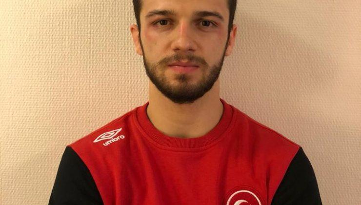 Büyükşehirli milli güreşçi Avrupa Gençler Şampiyonası'nda finale çıktı