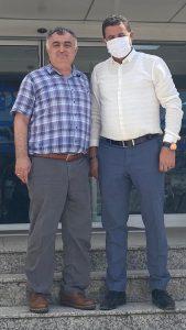 Erzurumluların Başkan Adayı Halil Buğaçayır, büyük destek görüyor