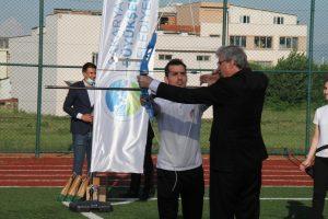Açılış yapıldı, yaz spor okulları faaliyetlere başladı Büyükşehir, bu okulda Türk Bayrağı'nı dalgalandıracak sporcular yetiştirecek