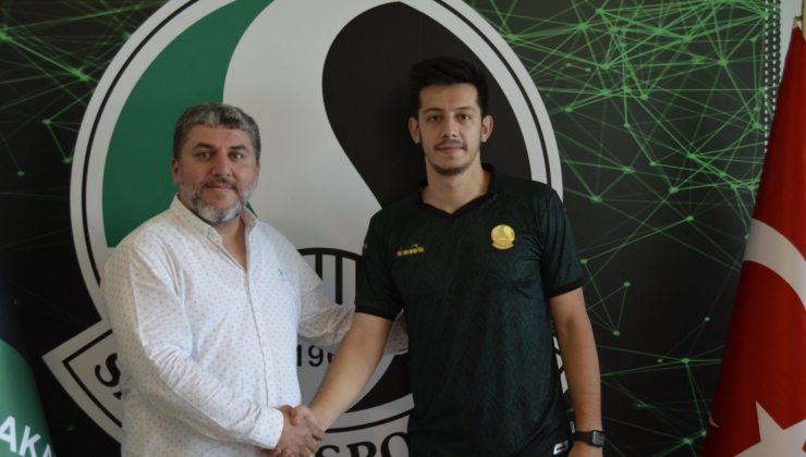kaleci Fatih Gülmez ile 1 yıllık sözleşme imzaladı