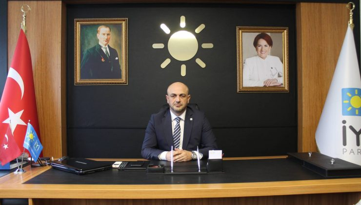 Başkan Kılıçaslan'dan Kurban Bayramı mesajı  İYİ Parti Sakarya İl Başkanı Selçuk Kılıçaslan, Kurban Bayramı münasebetiyle mesaj yayımladı.
