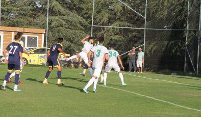 Sakaryaspor-Tarsus İdmanyurdu : 1-0