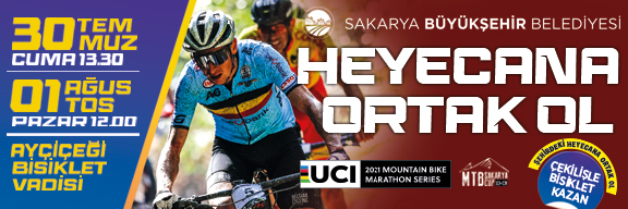Bu yıl uluslararası bisiklet şampiyonalarının adresi yine Sakarya olacak