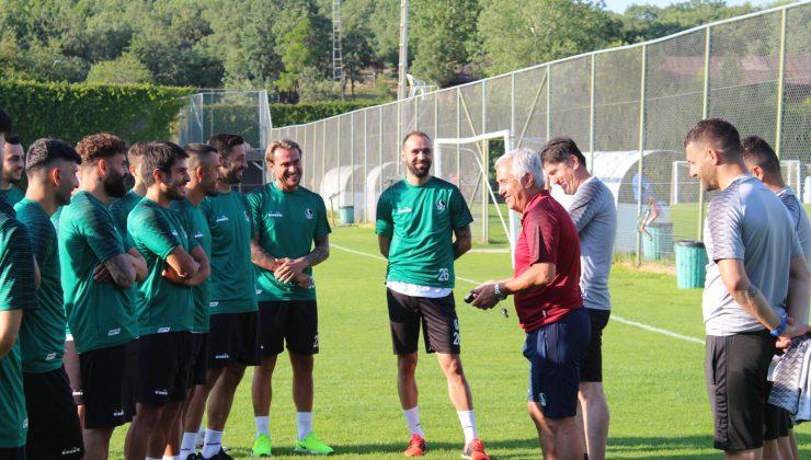 Sakaryaspor'un 2 hazırlık maçı belli oldu