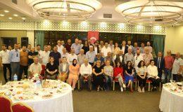 Sakarya Gazeteciler Birliği 3. Olağan Kongresi yapıldı  Aydıntepe güven tazeledi!