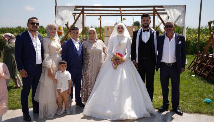 Demir Aileleri; muhteşem bir düğünle buluştu