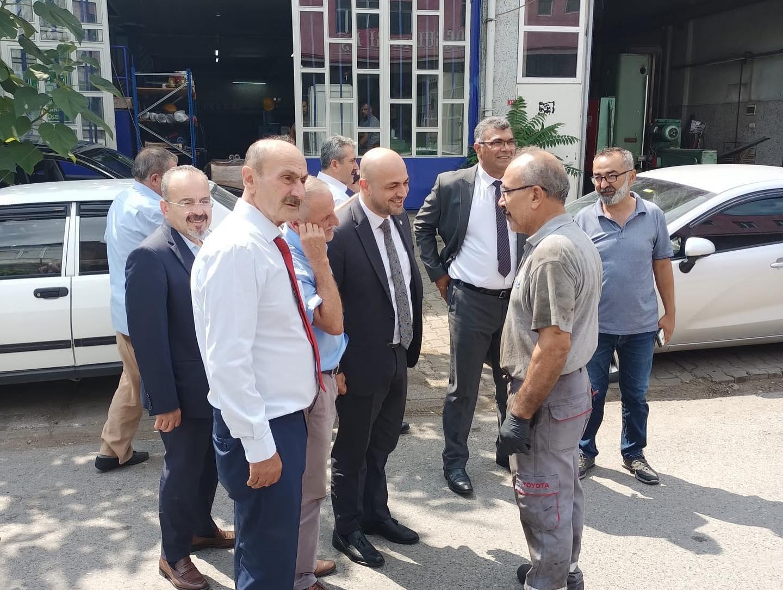 İYİ Parti saha çalışmalarına devam ediyor