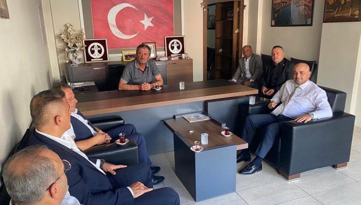 İYİ Parti İl Teşkilatı Karapürçek'te