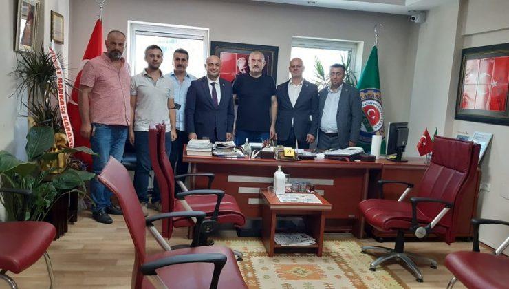 İYİ Parti Teşkilatı Karasu'da