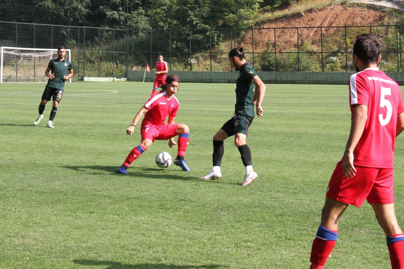 Sakaryaspor-Niğde Anadolu FK :0-0