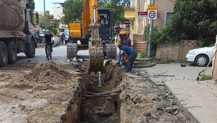 Büyükşehir altyapıda işi sıkı tutuyor