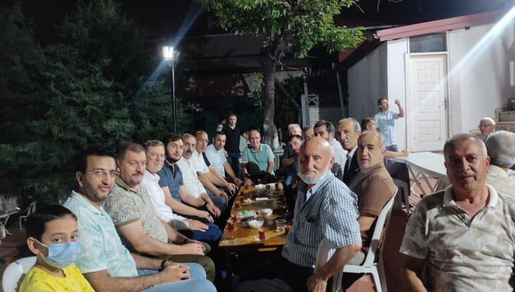 Erzurumlular Derneğinden anlamlı etkinlik
