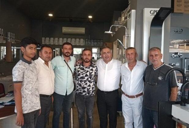 İYİ Parti Adapazarı teşkilatı Ozanlar'da