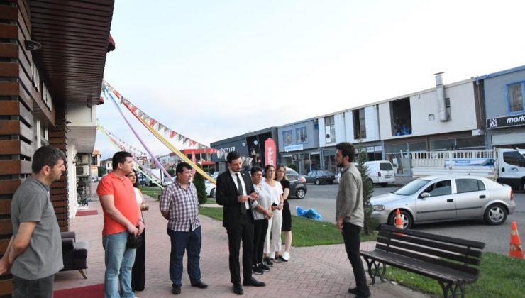 İYİ Parti Serdivan Teşkilatı ASEM'de